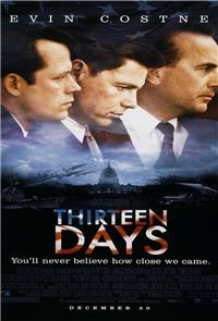 Thirteen Days (2000) Poster