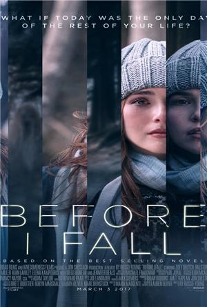 Before I Fall (2017) 1080p Poster