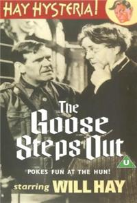 The Goose Steps Out (1942) 1080p Poster