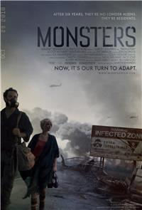 Monsters (2010) 1080p Poster