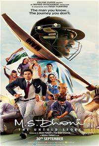 M.S. Dhoni: The Untold Story (2016) 1080p Poster