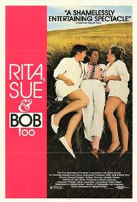 Rita, Sue and Bob Too (1987) Poster