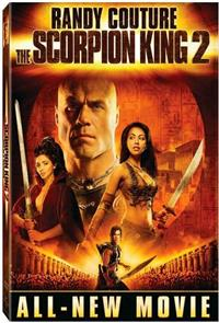 The Scorpion King: Rise of a Warrior (2008) 1080p Poster
