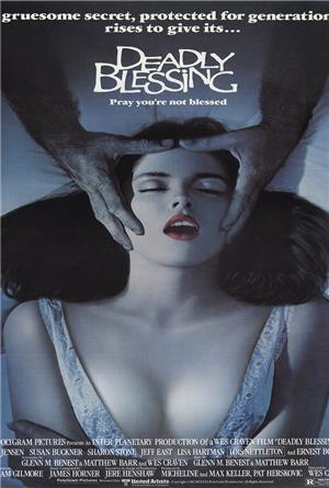 Deadly Blessing (1981) Poster
