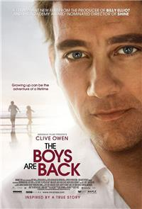 The Boys Are Back (2009) poster