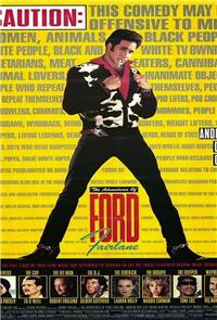 The Adventures of Ford Fairlane (1990) Poster