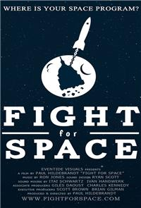 Fight For Space (2016) Poster