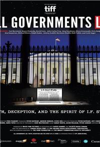 All Governments Lie: Truth, Deception, and the Spirit of I.F. Stone (2016) Poster
