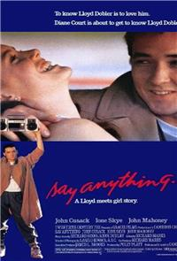 Say Anything... (1989) 1080p Poster