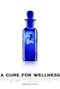A Cure for Wellness (2017) Poster
