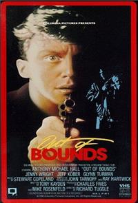 Out of Bounds (1986) Poster
