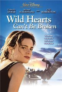 Wild Hearts Can't Be Broken (1991) poster