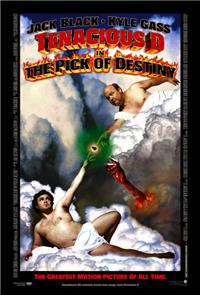 Tenacious D in The Pick of Destiny (2006) Poster