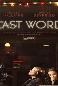 The Last Word (2017) 1080p poster