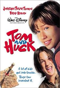 Tom and Huck (1995) poster