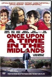 Once Upon a Time in the Midlands (2002) Poster