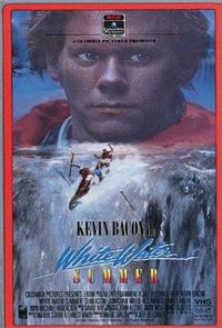 White Water Summer (1987) Poster