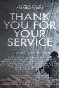 Thank You for Your Service (2016) Poster