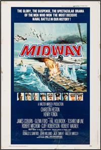 Midway (1976) Poster