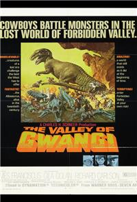 The Valley of Gwangi (1969) 1080p Poster