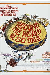 Around the World in Eighty Days (1956) Poster