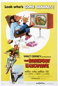 The Barefoot Executive (1971) Poster