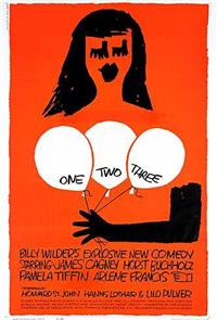 One, Two, Three (1961) 1080p Poster