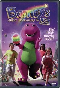 Barney's Great Adventure (1998) Poster
