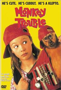 Monkey Trouble (1994) Poster
