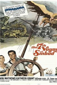 The 7th Voyage of Sinbad (1958) 1080p Poster