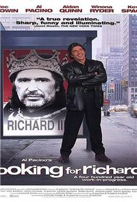 Looking For Richard (1996) Poster