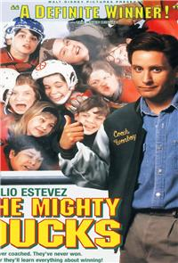 The Mighty Ducks (1992) 1080p Poster