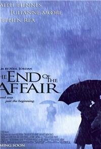 The End of the Affair (1999) Poster