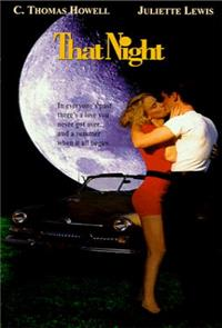 That Night (1992) Poster