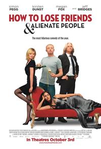 How to Lose Friends & Alienate People (2008) 1080p Poster