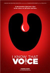 I Know That Voice (2013) Poster
