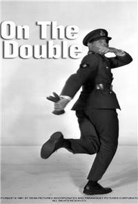 On the Double (1961) Poster