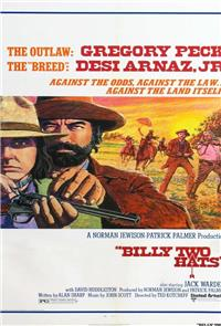 Billy Two Hats (1974) 1080p Poster