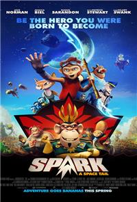 Spark: A Space Tail (2017) 1080p Poster