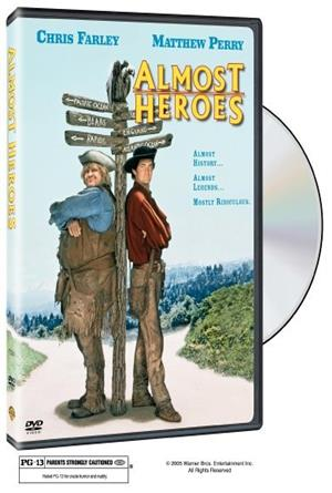 Almost Heroes (1998) Poster
