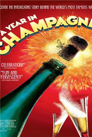 A Year in Champagne (2014) Poster