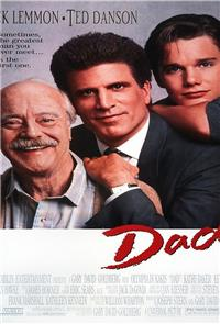 Dad (1989) Poster