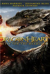 Dragonheart: Battle for the Heartfire (2017) 1080p Poster