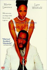 A Thin Line Between Love and Hate (1996) Poster