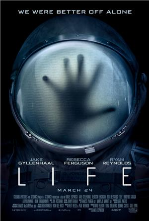 Life (2017) 1080p Poster