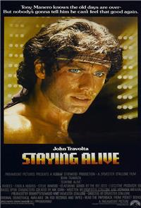 Staying Alive (1983) Poster