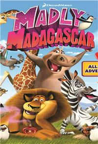 Madly Madagascar (2013) Poster