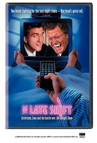The Late Shift (1996) Poster