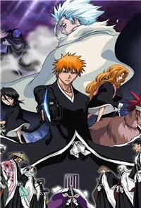 Bleach: The DiamondDust Rebellion (2007) Poster