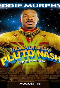 The Adventures of Pluto Nash (2002) Poster